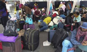 أعداد قياسية تفر من فنزويلا إلى البيرو!