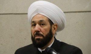 السفارة السورية: لا صلة للمفتي حسون بالتغريدات المسيئة للعلاقات مع لبنان
