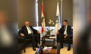 حسن خليل ولازاريني: لحكومة سريعة كي لا يخسر لبنان الفرص