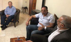 المقداد في اجتماع طارئ في مديرية العمل البلدي لحزب الله