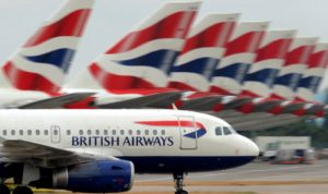 الخطوط الجوية البريطانية تعلّق رحلاتها إلى القاهرة لأسبوع
