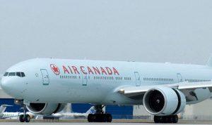 طائرة كندية تهبط اضطراريا في مطار في طوكيو
