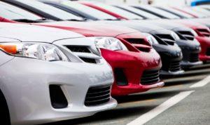 تسجيل السيارات ينخفض 20% بدءاً من الإثنين