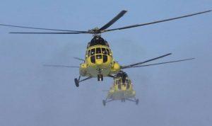 قتلى بتحطم هليكوبتر روسية في سيبيريا