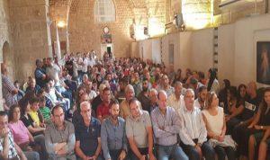 المطران درويش: لاستمرار كهرباء زحلة بعملها
