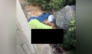 جثة مجهولة الهوية في خراج اجدبرا