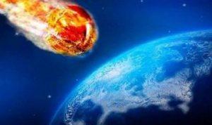 كويكب سيصطدم بسطح الأرض!