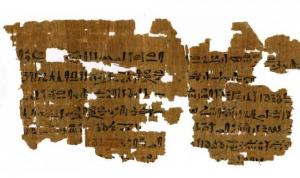 """اكتشاف أقدم """"نص طبي"""" معروف على سطح الأرض"""