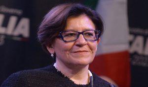 وزيرة الدفاع الايطالية في بيروت