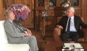 نشاطات الاسكوا بين فرنجية ووكيل الأمين العام للأمم المتحدة