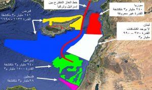غاز لبنان أمام أفق واعدة… ولكن