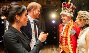 فرحة جديدة في القصر الملكي: ميغان حامل!