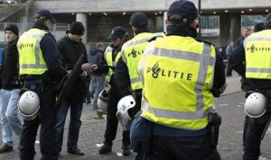 ما جديد عملية الطعن في أمستردام؟