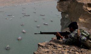 الحرس الثوري: نسيطر تماماً على الخليج ومضيق هرمز!