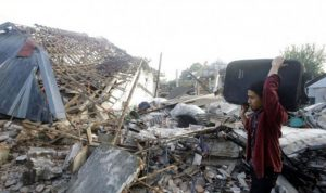 ارتفاع عدد ضحايا زلزال إندونيسيا