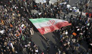 واشنطن تطالب العالم بالانضمام إليها لوقف قمع طهران لشعبها