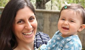 الإفراج الموقت للمواطنة البريطانية زاغري راتكليف في إيران