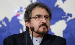 طهران رفضت قيود فرنسا على سفر دبلوماسييها إلى إيران