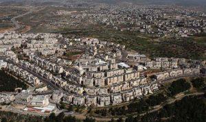 إسرائيل توافق على بناء أكثر من ألف وحدة استيطانية جديدة