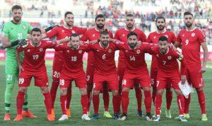 لبنان يخسر أمام أستراليا بثلاثية نظيفة