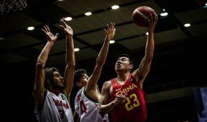 خسارة ثانية لناشئي لبنان في بطولة آسيا لكرة السلة