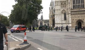 منفذ هجوم البرلمان في لندن.. بريطاني – سوداني