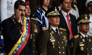 حادث طارئ يدفع الحرس الرئاسي لتطويق مادورو