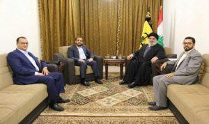 """""""الحوثيّون"""" عند نصرالله…رسائل إيرانية بضرورة التصعيد"""