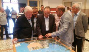 نحاس: تطوير المرفأ جزء أساسي لإعادة الحياة الاقتصادية في طرابلس