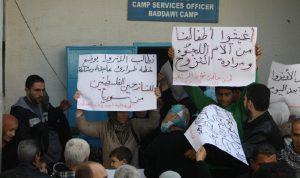 """فلسطينيو سوريا في لبنان: العودة مرتبطة بإعمار """"اليرموك"""""""