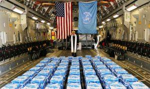 """كوريا الشمالية تسلّم """"البنتاغون"""" 55 صندوقاً لرفات جنود أميركيين"""