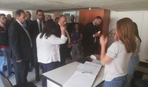 بو عاصي: لبنان لم يعد قادرا على الاحتمال نتيجة النزوح