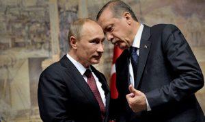 """""""مصيبة"""" العقوبات الأميركية تجمع تركيا وروسيا"""