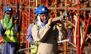 وفاة عامل نيبالي أثناء عمله في ملعب الوكرة في قطر