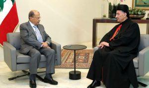 الراعي عن عون: الحريري سيقدم تشكيلة حكومية خلال يومين