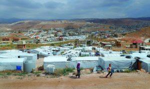 بلدية عين زحلتا: لم يتم إخلاء أي نازح سوري