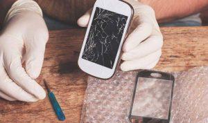 إسترجاع الملفّات من هاتف مكسور الشاشة