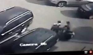 بالفيديو: نشل وقح في الحازمية!