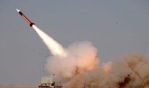 """صاروخ حوثي استهدف شركة """"أرامكو"""" في جدة"""