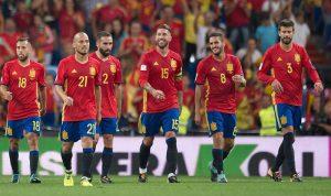 لاعب فرنسي ينضم الى منتخب إسبانيا قبل اليورو