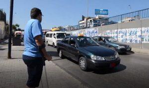 اعتصام لذوي الاحتياجات الخاصة أمام شرطة بلدية الميناء