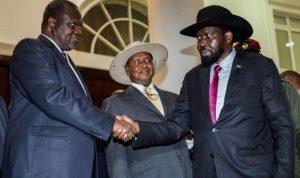 أطراف الصراع في جنوب السودان توقع اتفاقا للسلام في الخرطوم