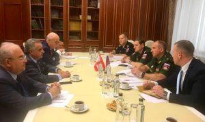أرسلان: التعاون مع سوريا مصلحة وطنية لبنانية