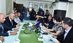 اتفاقية تعاون بين تلفزيون لبنان والتلفزيون الصيني