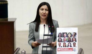 """نائبة تركية تطلب اللجوء إلى اليونان لـ """"إهانتها أردوغان"""""""