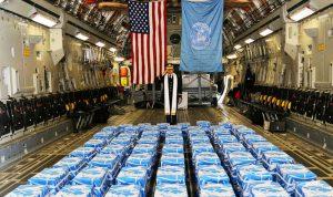 واشنطن تسلمت 55 صندوقا تحوي رفات جنودها
