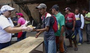 مهاجمة مخيّمين لمهاجرين فنزويليين شمالي البرازيل