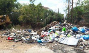 """أزمة النفايات شمالاً تتفاقم… و""""تهريب الزبالة"""" ينشط!"""
