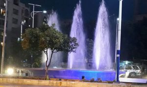 إعادة تأهيل بركة ساحة القبة في طرابلس
