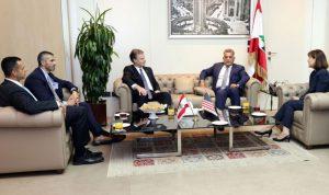 """""""حزب الله"""" غاب عن اللقاءات السياسية لمدير الـFBI"""